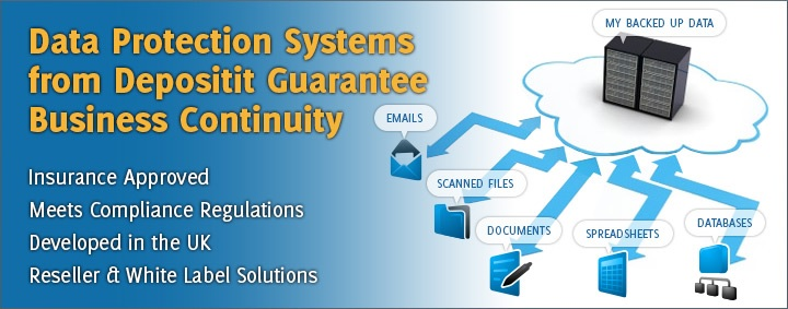 Secure Cloud Based Solutions from Depositit guarentee business continuity